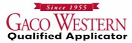 approved by gaco western as a roof coating contractor
