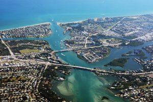 Jupiter-Florida-Loxahatchee-River-roof-top-photo